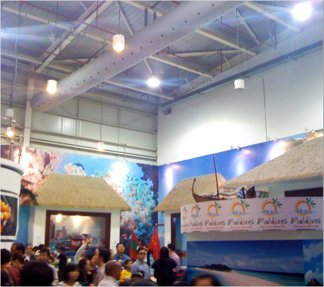 상해 WORLD EXPO