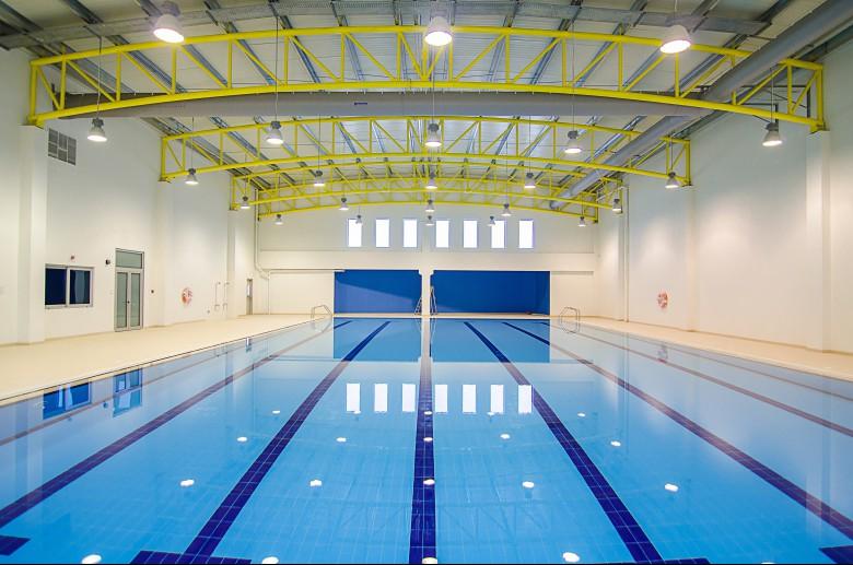 Ajman Academy 수영장