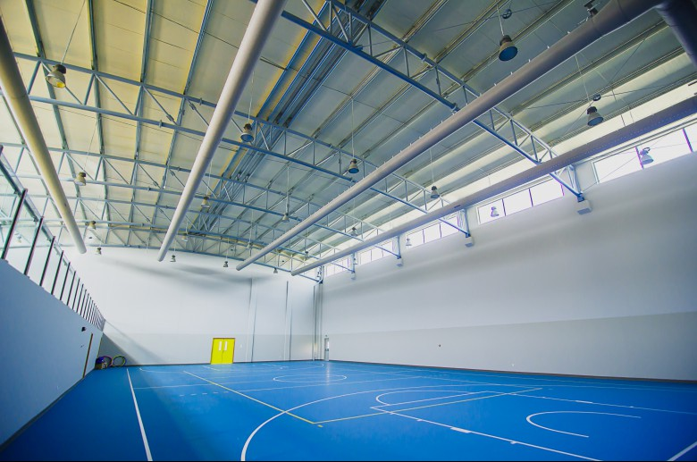 Ajman Academy 체육관