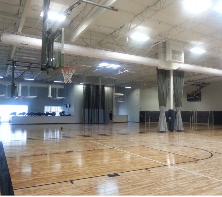 Portcourt gym In Sacramento