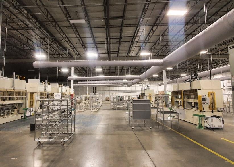(주) 용산 미국 알라마바 오펠리카 공장